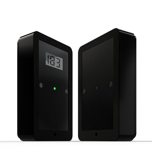 Draadloze horizontale klantenteller-set telt 2 richtingen apart, batterij gevoed. Met aparte display voor het uitlezen van de tellerstanden en een magneetsleuteltje voor het resetten van de tellerstanden. Eenvoudig zelf te monteren. Batterijduur 1 jaar.[…] Lees Meer…