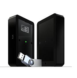 Draadloze horizontale klantenteller met USB connectie en display, telt 2 richtingen apart, batterij gevoed. Met een USB stick kan de teller worden uitgelezen en weer ingelezen in een PC waar de bijgeleverde software op draait. Tevens kan de teller lokaal worden uitgelezen op het display. Batterijduur 1 jaar.[…] Lees Meer…